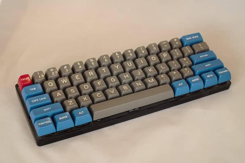 custom 60% keyboard