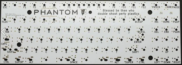 Phantom PCB board