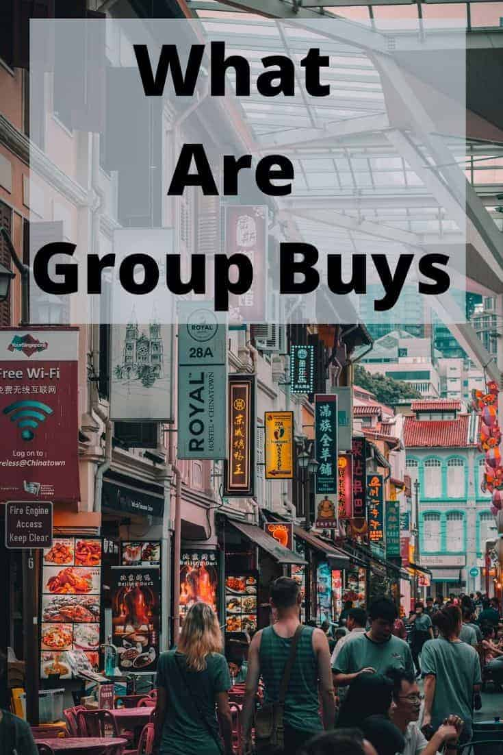 what are group buys on switch and click