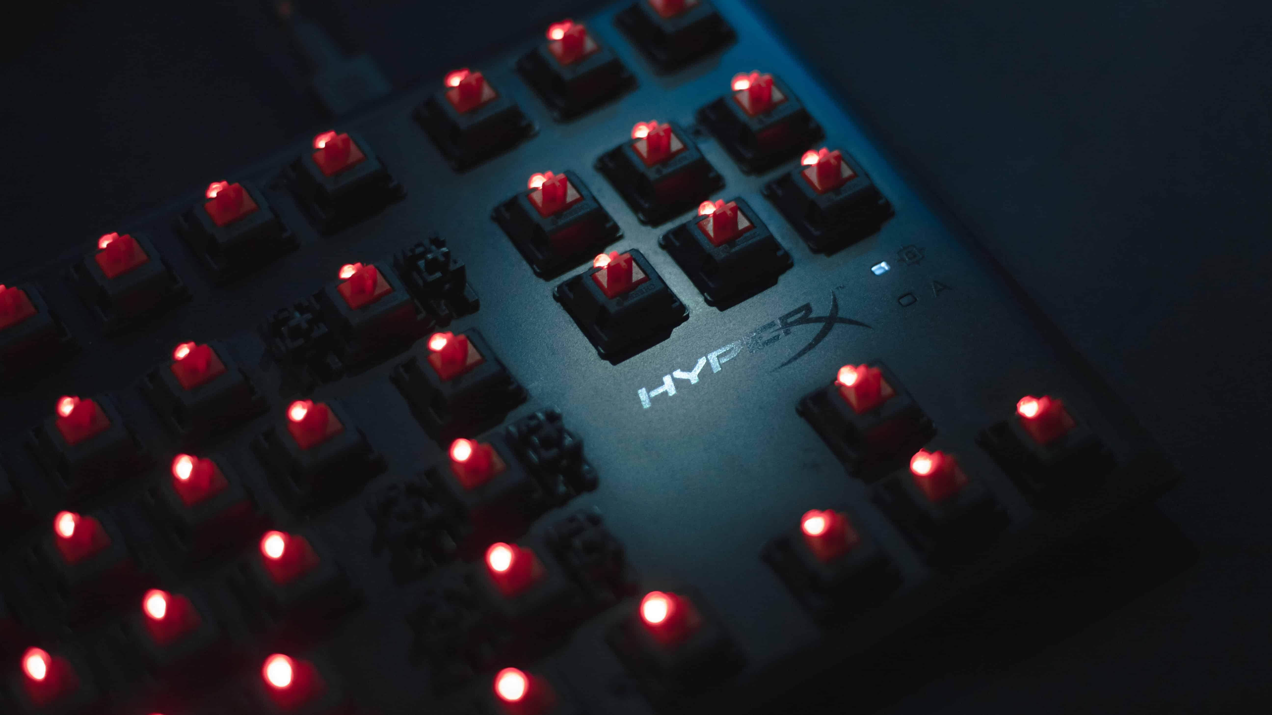 hyperx mechanical keyboard switches