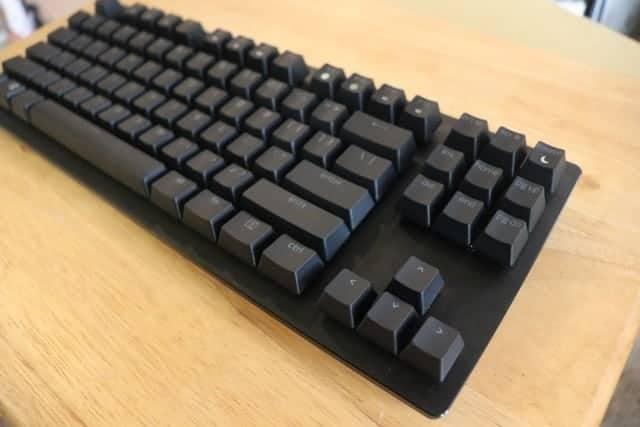 Razer Huntsman mechanical keyboard
