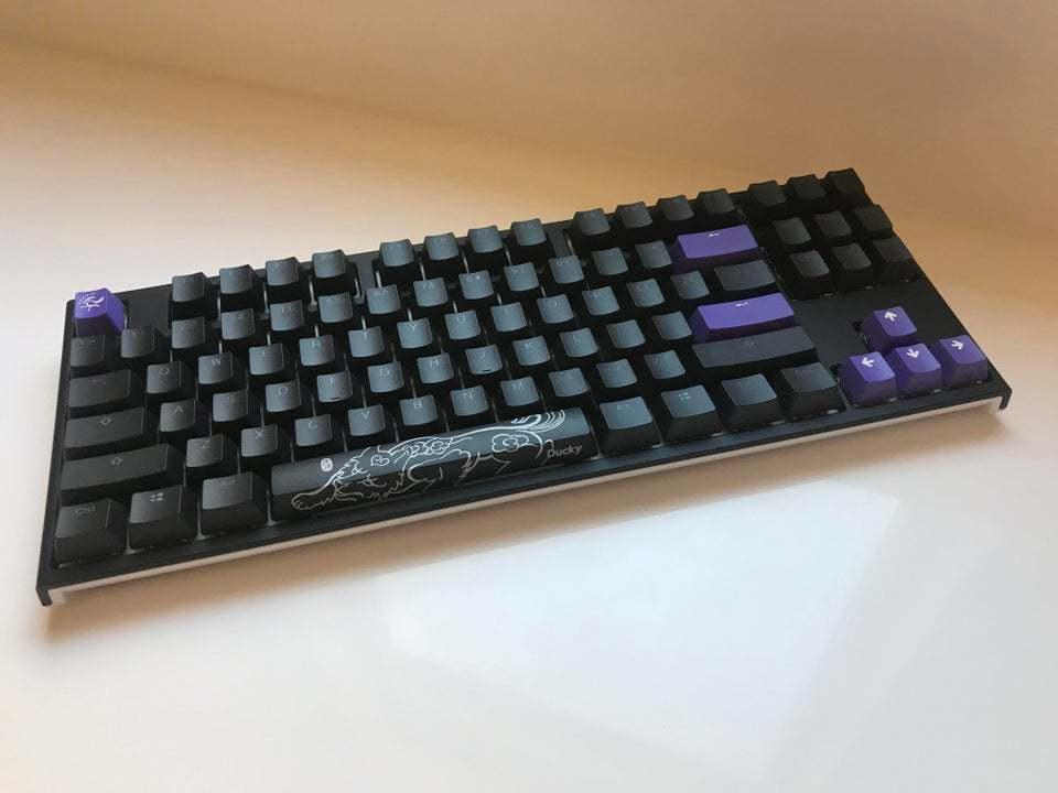Ducky One 2 TKL RGB mechanical keyboard