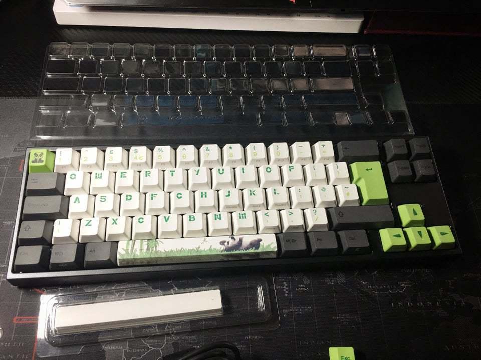Ducky Miya mechanical keyboard