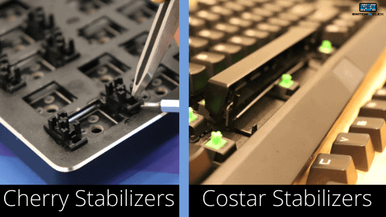 diagram comparing Cherry and Costar stabilizers