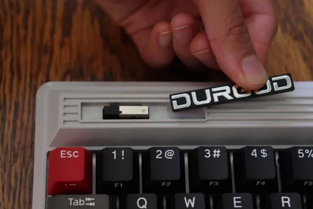 Durgod Fusion wireless dongle