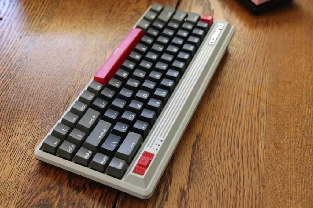 Durgod Fusion mechanical keyboard