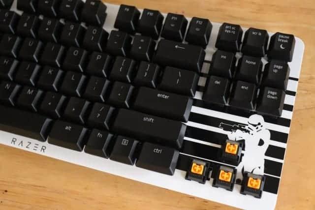 Razer Blackwidow Lite Stormtrooper Edition