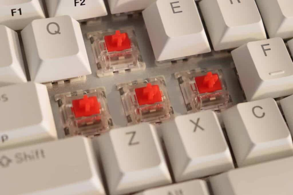 Durgod HK Venus Switches