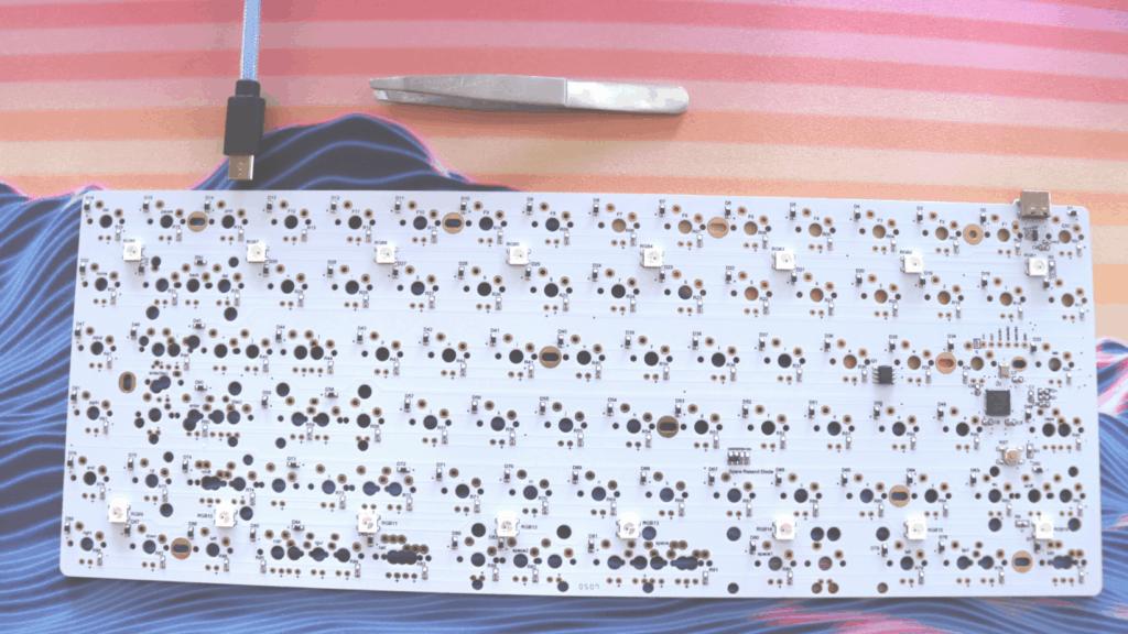 mechanical keyboard PCB