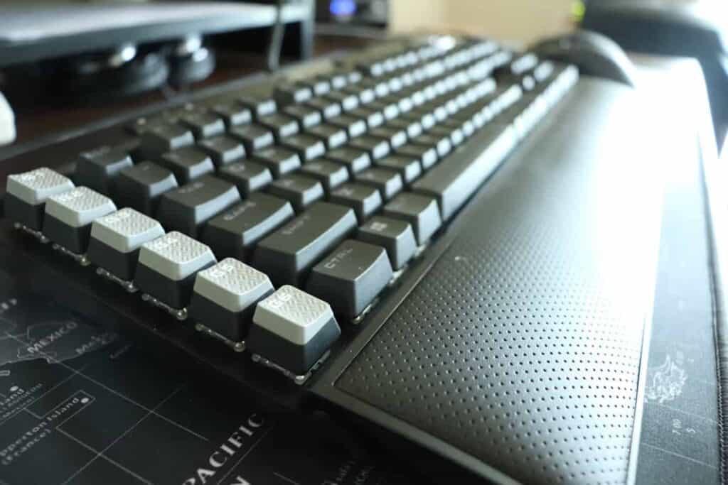 Corsair K95 RGB Platinum XT mechanical keyboard