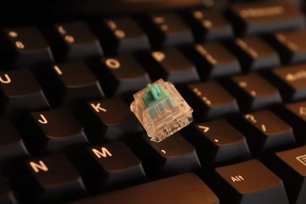 ZealPC Zilents V2 mechanical keyboard switch
