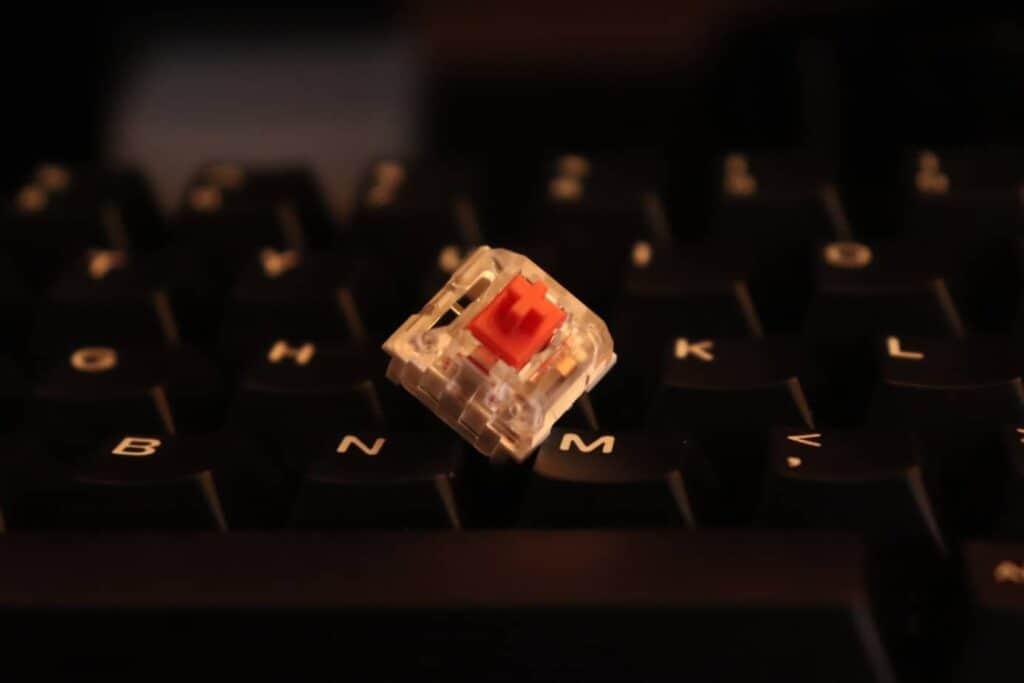 ZealPC Healios mechanical keyboard switch