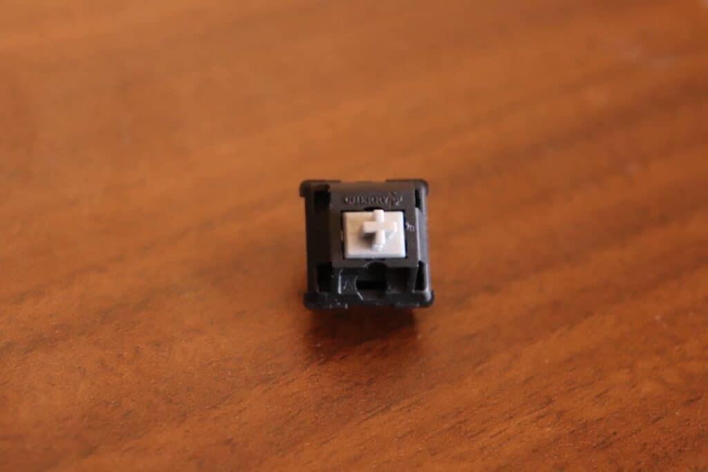 Cherry MX Speed Silver mechanical keyboard switch