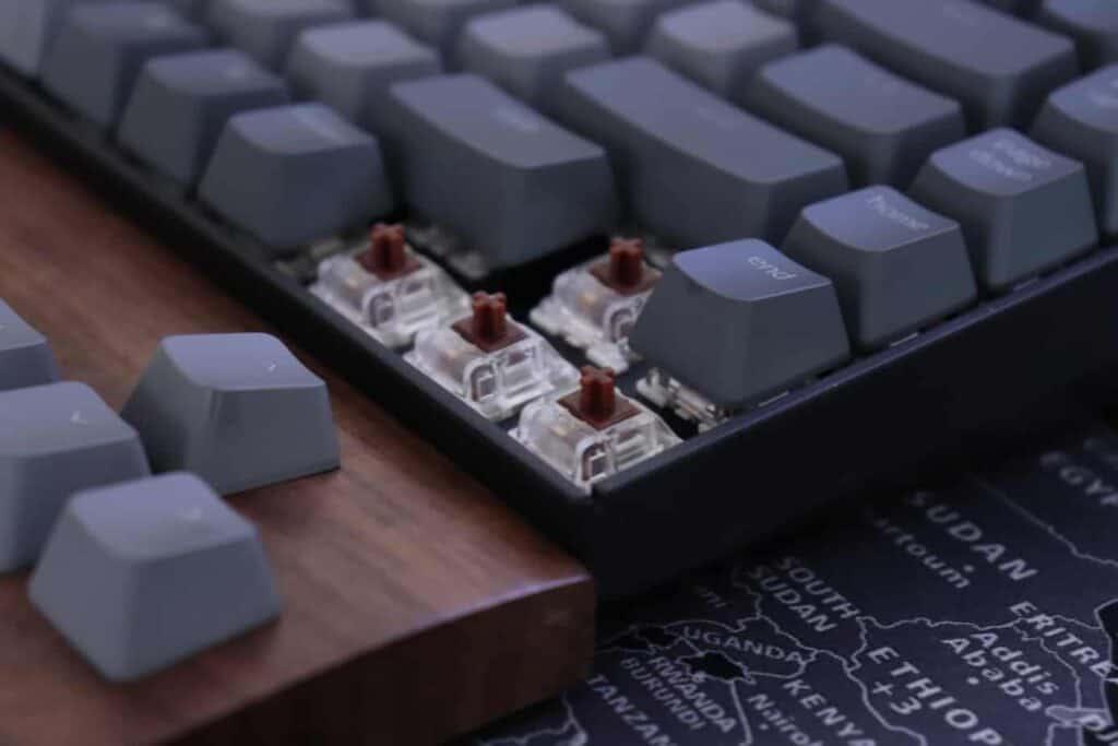 Keychron K2 V2 switches