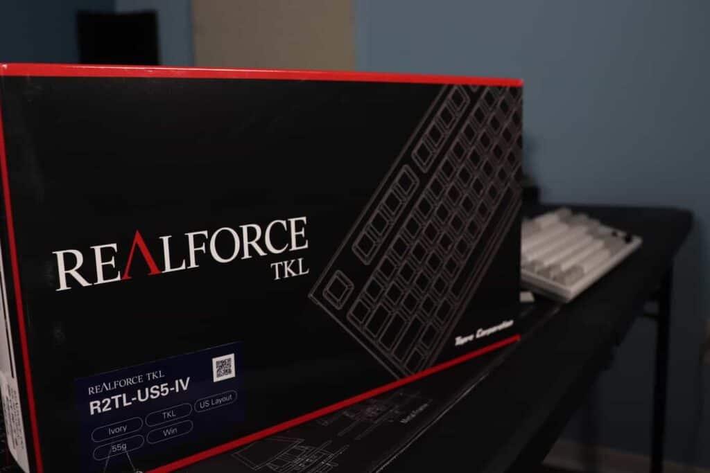 Realforce R2 TKL Box