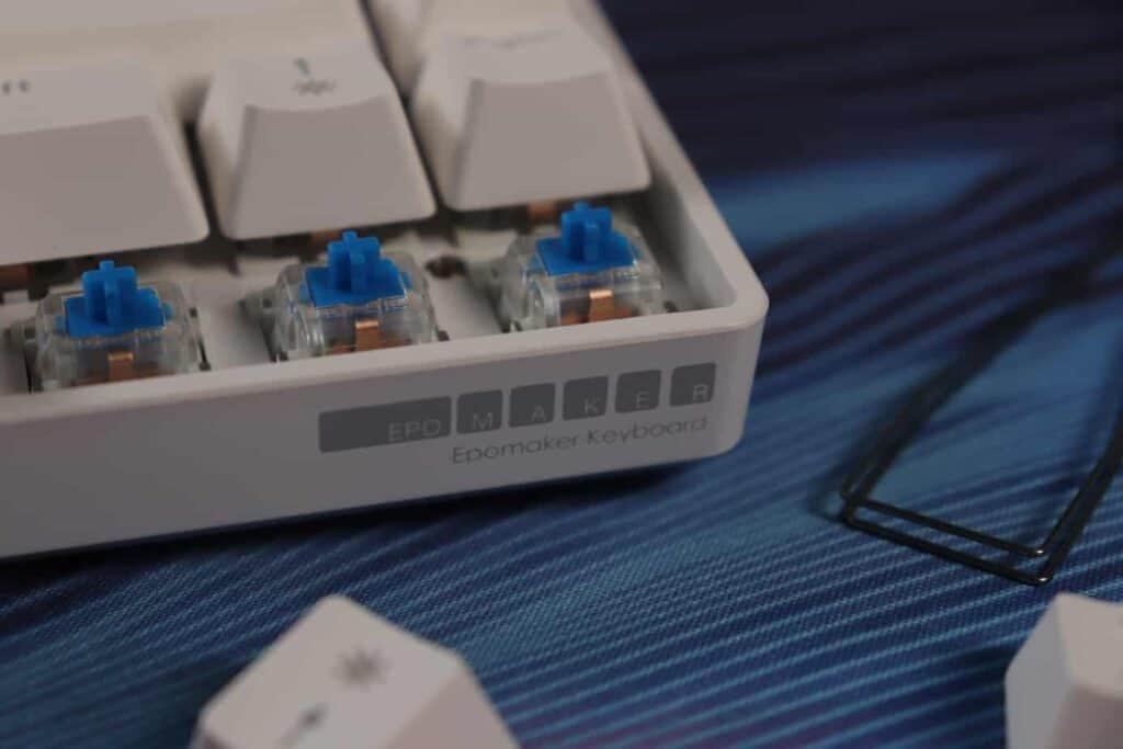Epomaker S68 switches