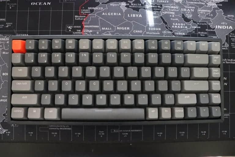 Keychron K2 mechanical keyboard