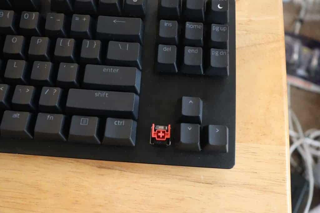 Razer Huntsman TE Switches