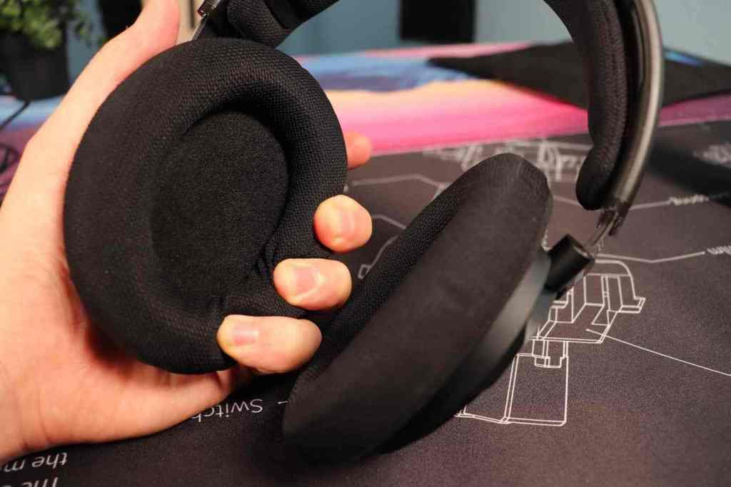 Philips SHP9500 earpads