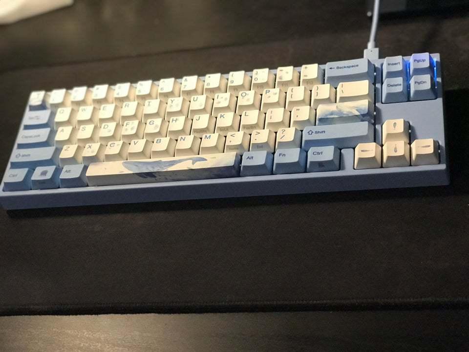 Ducky MIYA Pro mechanical keyboard