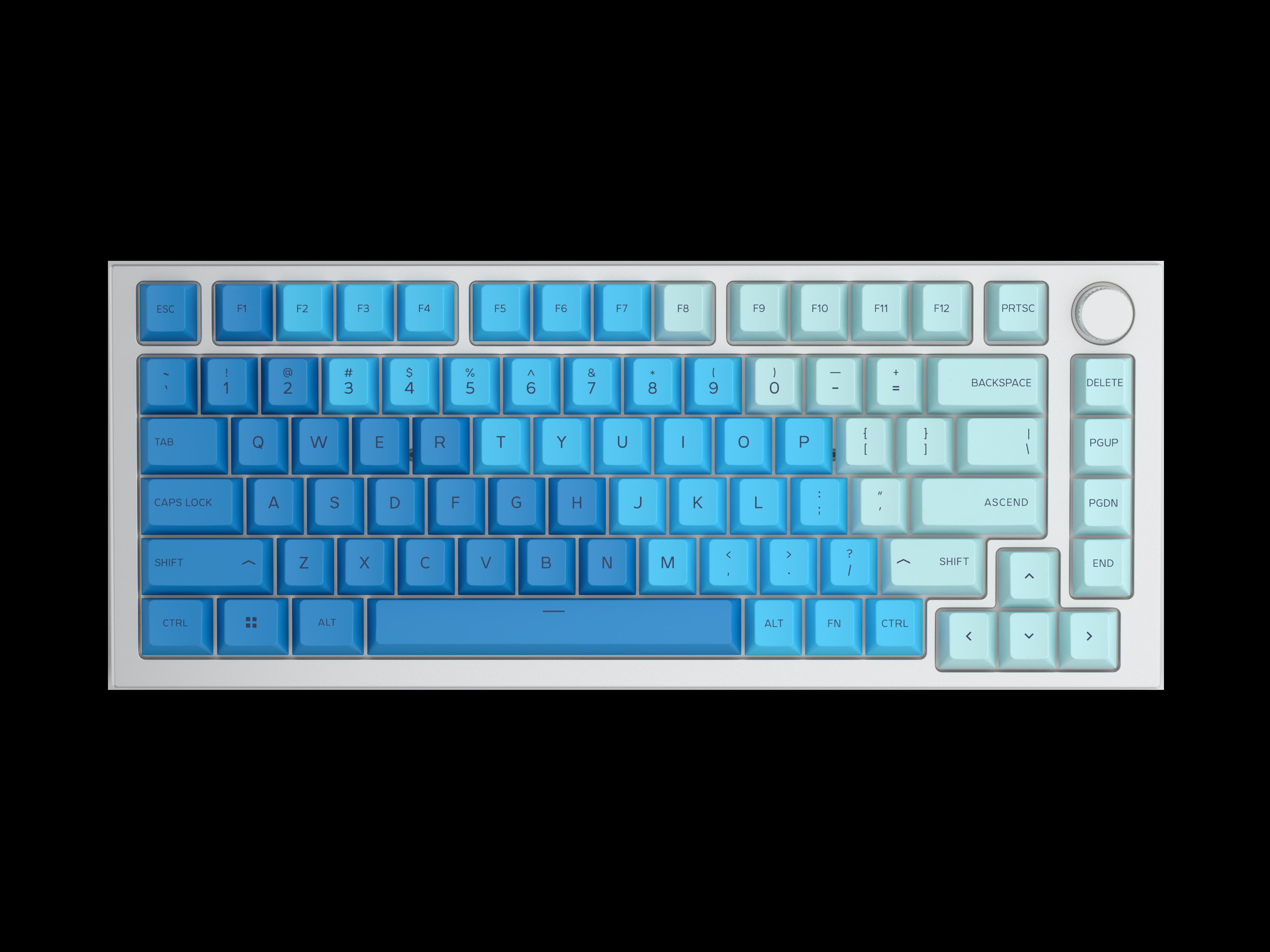 GMMK Pro 75% Mechanical Keyboard Kit
